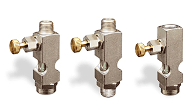 Multiple Feed Valves
